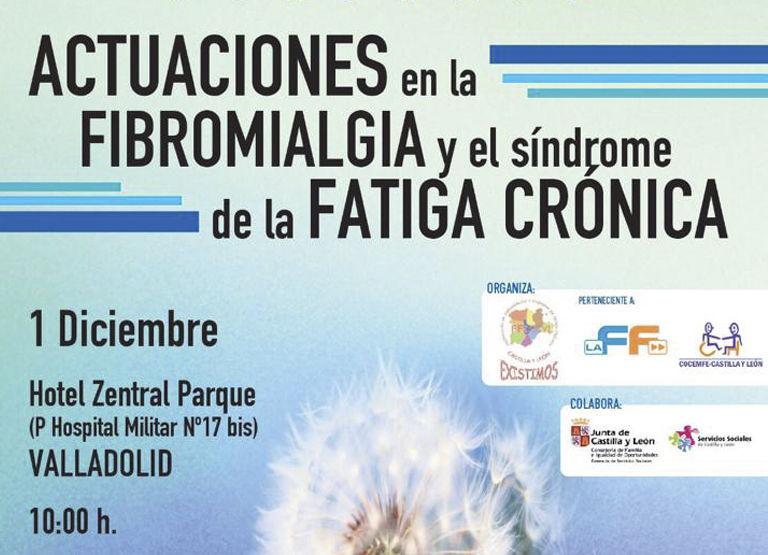 Congreso sobre Actuaciones en la Fibromialgia y el Síndrome de la Fatiga