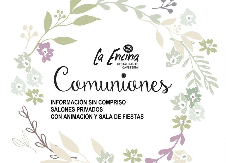 Salones Privados y Menús Especiales para Celebrar tu Comunión